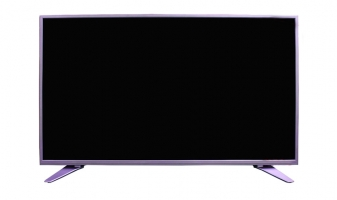 Телевизор Artel TV LED UA43H1400 Светло Фиолетовый - фото 1