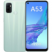 Смартфон OPPO A53 64GB Mint Cream, зеленый