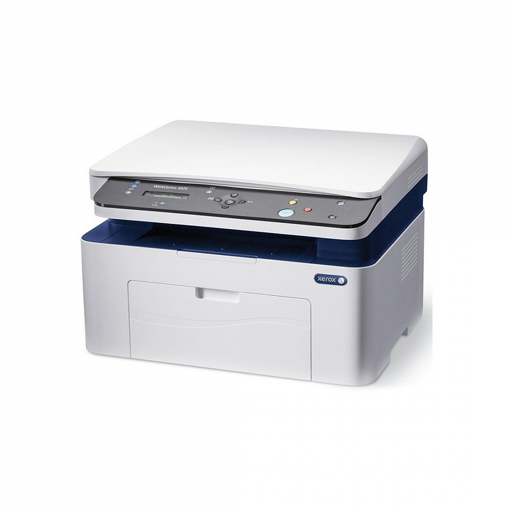 Монохромное МФУ Xerox WorkCentre 3025BI - фото 2