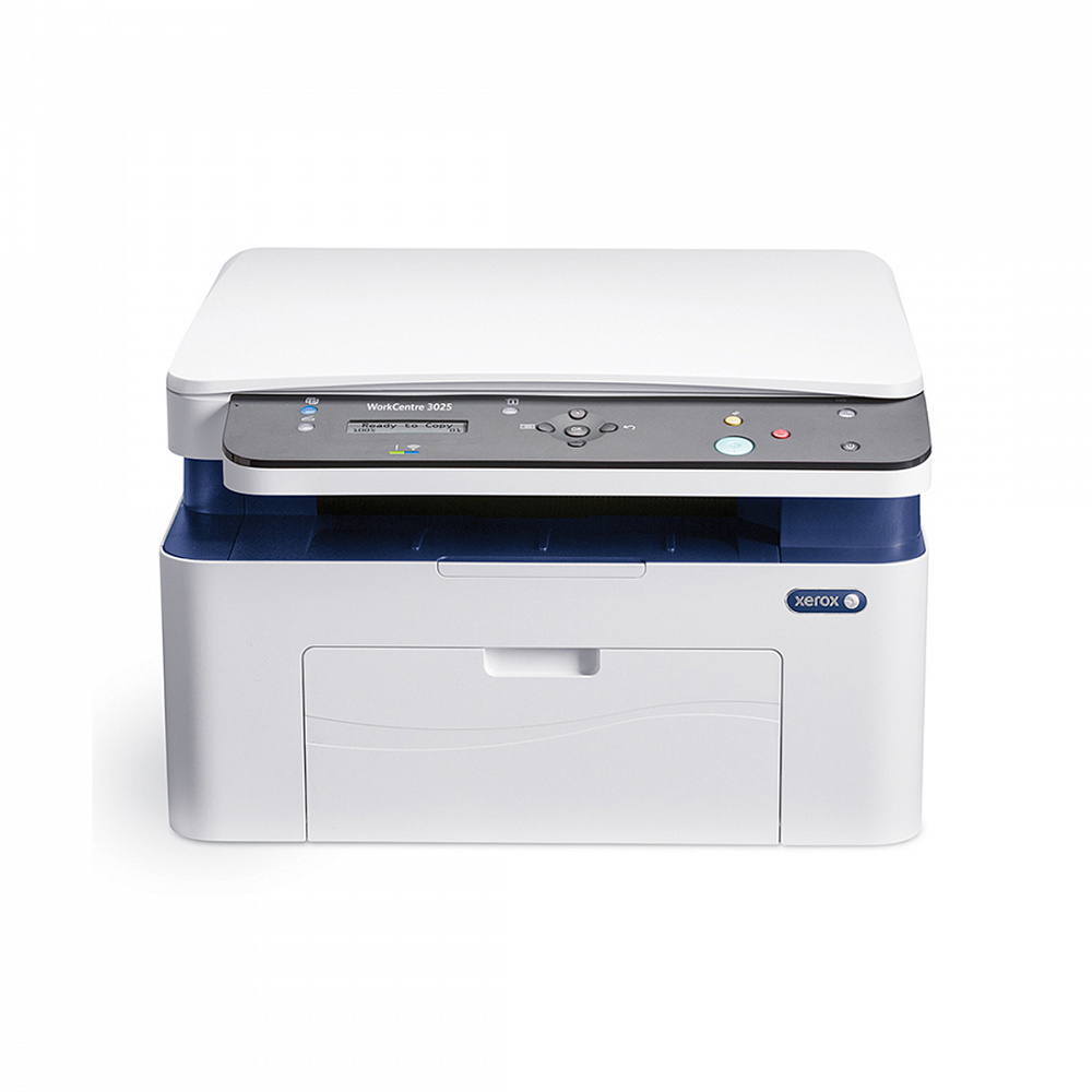 Монохромное МФУ Xerox WorkCentre 3025BI - фото 1