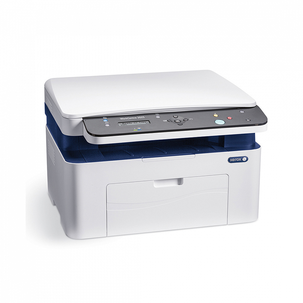 Монохромное МФУ Xerox WorkCentre 3025BI - фото 3